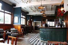 A Hard Day's Night location: Turk's Head pub, Twickenham