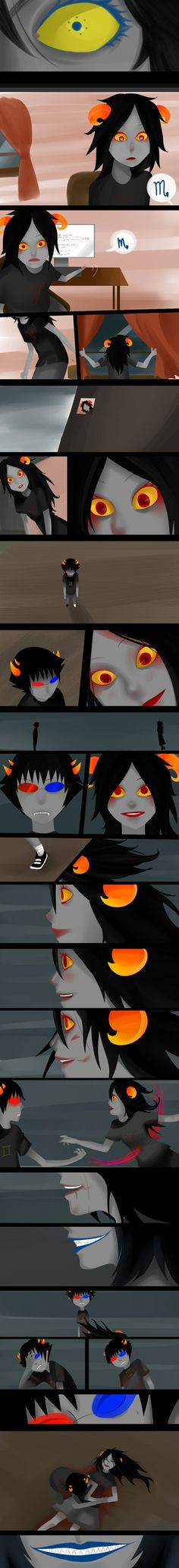 Vriska: ruin them by frillium on deviantART