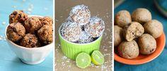 11 No-Bake Energy Bites Recipes