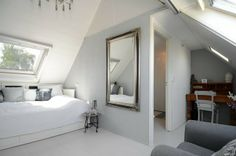 6 Perfect Tips: Attic Ideas Workspace attic stairs offices.Attic Lounge Loft attic man cave tips. Attic Renovation, Attic Remodel, Loft Room, Bedroom Loft, Attic Closet, Attic Office, Attic Playroom, Attic Bedrooms, Finished Attic