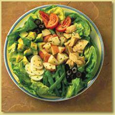 Nicoise Salad with Avocado Recipe - Avocados Australia