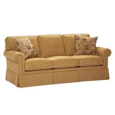 Found it at Wayfair - Audrey Sofa in Goldenrod