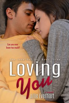 Loving You  by Allie Everhart ($2.99) http://www.amazon.com/Loving-You-The-Jade-Series-3/dp/B00H9GMPYM%3FSubscriptionId%3D%26tag%3Dhpb4-20%26linkCode%3Dxm2%26camp%3D1789%26creative%3D390957%26creativeASIN%3DB00H9GMPYM&rpid=ms1391875032/Loving_You_The_Jade_Series_3 I couldn't put Loving You down until I finished reading it! - I hate that it will end. - Jade was very annoying though.