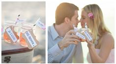 Cupid's Corner: A Beachy Valentine's Day Inspiration Shoot