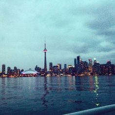 @yashyanthi: Found this beauty from last night's trip out to the island. Stormy Toronto is alluring. Great night connecting with travel professionals in #Toronto