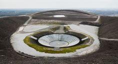 Halde Haniel Amphitheater 2014 - Halde Haniel – Wikipedia