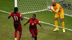 Late Varela goal keeps Portugal in the World Cup, bbc.com