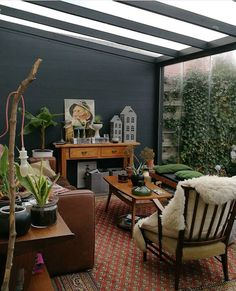 Garden Room Extensions, House Extensions, Backyard, Patio, Balcony Garden, Wooden Diy, Outdoor Living, Sweet Home, Exterior