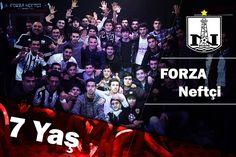 """Neftçi"" ""Forza Neftçi""ni təbrik etdi"