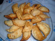 Mini empanadas de choclo