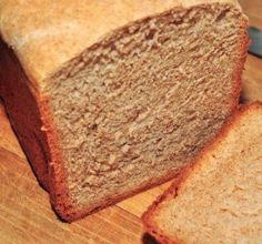 Pão de Batata Doce - Máquina de Pão