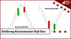 Video mit Erklärung des Kerzenmuster Doji-Star im Chart #video #erklärung #kerzenmuster #dojistar