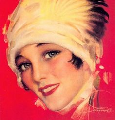 Illustration by Rolf Armstrong. Vintage Pictures, Vintage Images, Vintage Art, Vintage Ladies, Rolf Armstrong, Pinup Art, Illustrations Vintage, Estilo Pin Up, Calendar Girls