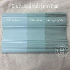 miss mustard seed european colors - Google Search