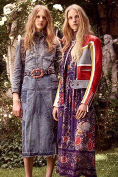 Sfilata Roberto Cavalli Milano - Pre-collezioni Primavera Estate 2017 - Vogue