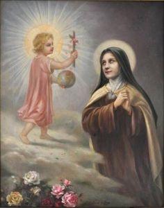 (via Anita D'Souza)  St. Therese of the Child Jesus