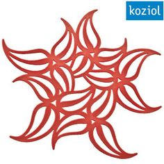 Koziol Flame Trivet
