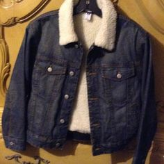 Jean Jacket Youth size. Great conditions GAP Other
