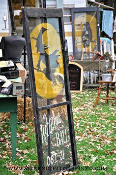 Serendipity Refined Blog: Nellie's Barn Sale Recap: Fall, 2013