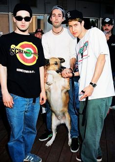 Beastie Boys..Well you.. can't . . won't ..and it don't stop!!!