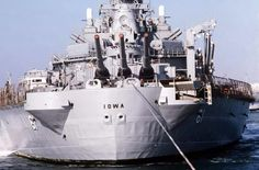 Pulled away from pier by tug boat Feb Uss Iowa, Tug Boats, Battleship, Marines, Building, Bb, Travel, Life, Viajes