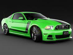 2014 Mustang Boss 302!!