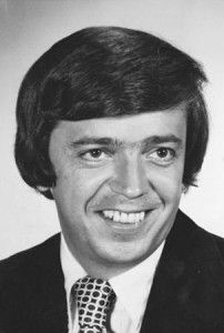 Reds broadcaster Marty Brennaman 1975