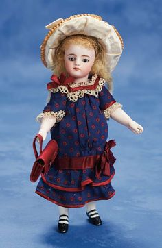 """Theriault's - german with wonderful costume and accessories 7.5"""""""