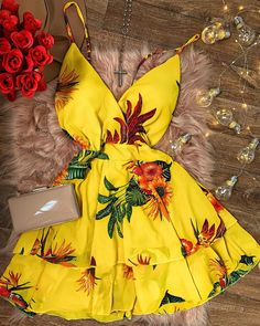 Cute Dresses, Tops, Shoes, Jewelry & Clothing for Women Cute Summer Outfits, Cute Casual Outfits, Chic Outfits, Dress Outfits, Casual Dresses, Girl Outfits, Fashion Dresses, Summer Dresses, Mode Rockabilly