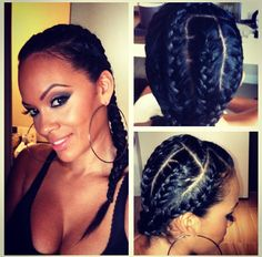 evelyn lozada braids | What do you use to bring a shine to your hair?