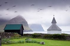 Faroe Islands: added to my long list of Scandianvian havens to visit.