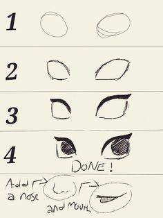 Someone asked for a tutorial on how I draw my art, well here are my simplistic Disney style eyes! By: @FooFooCuddlyPps