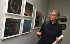 """Annie Leibovitz talks about photos she took of items owned by the artist Georgia O'Keeffe. The photos are part of an exhibit called """"Pilgrimage,"""" at the Smithsonian American Art Museum in Concord."""