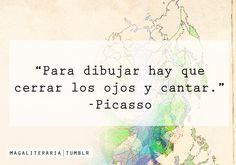 frases pablo picasso | Tumblr