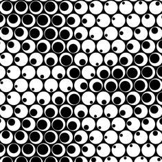 Googly eyes mind bender... Optical Illusion Gif, Illusion Art, Optical Illusions, Trippy Pictures, Artwork Pictures, True Gif, Eyes Game, Generative Art, Animation