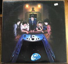 Paul McCartney Wings PROMO Back to the Egg US LP Vinyl 1st Pressing 1979 EX #BritishInvasion Rare Vinyl Records, Lp Vinyl, Rock And Roll, Wings Albums, Wings Band, Paul Mccartney And Wings, Band On The Run, Estilo Rock, The Beatles