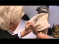 Hand Millinery Master Class DVD Sample ✄ http://www.youtube.com/watch?v=8BePcNqcrRQ