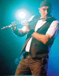 AS an established singer/songwriter, multi instrumentalist and founding member of the British rock group Jethro Tull, Ian Anderson has faced many…
