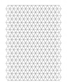 Graph Paper With Overlapping Circles Free To Download And Print