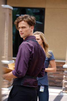 Spencer.  Criminal Minds