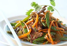 http://www.kitchendesignplanner.com/category/Wok/ Le bœuf sauté aux trois légumes Réalisez cette recette dans un wok pour un résultat très gourmand. Voir la recette du boeuf sauté aux trois légumes