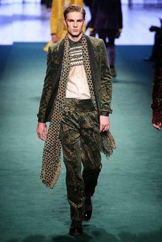 #Menswear  #Trends Etro Fall Winter 2015 Otoño Invierno #Tendencias #Moda Hombre