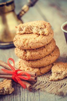 Škoricové sušienky - Recept pre každého kuchára, množstvo receptov pre pečenie a varenie. Recepty pre chutný život. Slovenské jedlá a medzinárodná kuchyňa
