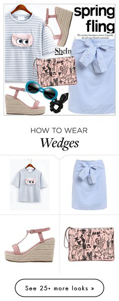 """""""Shein"""" by teoecar on Polyvore featuring Berry"""
