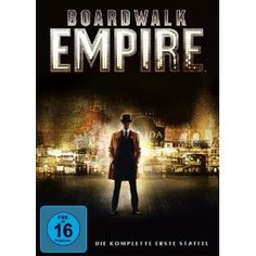 Boardwalk Empire Season 1 [5 DVDs] - unbedingte Empfehlung.