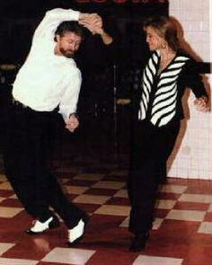 Shag Dancing with Charlie Womble & Jackie McGee. Daddy ...