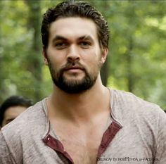 I just can't help it, this man is so Fucking sexy!!!!! The Red Road Jason Momoa