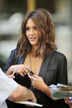 No solo moda: INSPIRAME...midi hairstyle