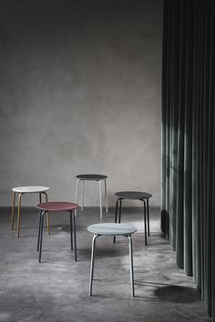 Best of Maison & Objet 2016: Stools Herman (Ferm Living)