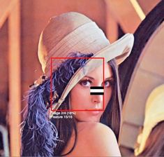OpenCV Face Detection: Visualized